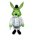 Frank Kozik x BlackBook Toy:A Clockwork Carrot 11インチフィギュア Toxic Green Dcon Exclusive