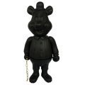 Frank Kozik x BlackBook Toy:A Clockwork Carrot Dim 11インチフィギュア Blackout