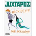JUXTAPOZ(ジャクスタポズ) 2011 Septmber #128 NECKFACE