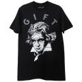 David Flores x Gift Universal:Beethoven Tシャツ