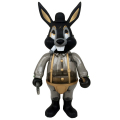 Frank Kozik x BlackBook Toy:A Clockwork Carrot Lil Alex 11インチフィギュア Haunted Edition