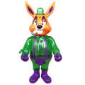 Frank Kozik x BlackBook Toy:A Clockwork Carrot Lil Alex 11インチフィギュア Enigma Edition