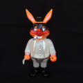 Frank Kozik x BlackBook Toy:A Clockwork Carrot Lil Alex 11インチフィギュア Break In Edition