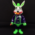 Frank Kozik x BlackBook Toy:A Clockwork Carrot Lil Alex 11インチフィギュア Supervillain 2nd Edition