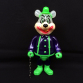 Frank Kozik x BlackBook Toy:A Clockwork Carrot Dim 11インチフィギュア Supervillain 2nd Edition