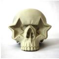 Ron English( ロン・イングリッシュ) Star Skull 7インチフィギュア Bone White edition