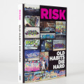 RISK(リスク) Old Habits Die Hard 作品集(ハードカバー)