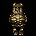 Ron English x BlackBook Toy( ロン・イングリッシュ) Big Boner(ビッグボーナー) 8インチフィギュア Diamond Dust Edition