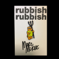 Marc McKee x Rubbish Rubbish(マーク・マッキー) Rocco Bear ピンズ