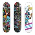 Mishka x Lamour Supreme:Skate Deck