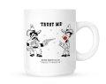 Good Worth&Co.(グッドワース&Co.) Trust Me Mug