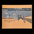 Marc McKee(マーク・マッキー) Hackett Silver Edition シルクスクリーン on Card Stock