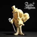Rockin' Jelly Bean(ロッキンジェリービーン)  Freaky Monster Village:Mr.Death WH