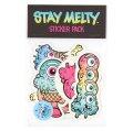 Buff Monster(バフモンスター) Stay Melty Sticker Pack