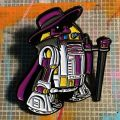 Manly Art:PIMP2-D2 pin