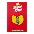 Jeroen Huijbregts x Stupid Krap:WuTang is for the Children ピンズ