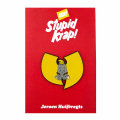 Jeroen Huijbregts x Stupid Krap:WuTang is for the Children ピンズ