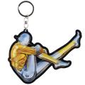 Hajime Sorayama:Sexy Robot 02 Acrylic Key Chain