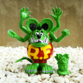 Magical Mosh Misfits x BlackBook Toy:Asura Rat Fink OG