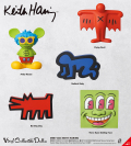 Medicom Toy:mini VCD Keith Haring 1inner box(Blind Box)
