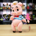 Frank Kozik x BlackBook Toy:Piggums OG