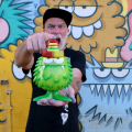 Kevin Lyons x BlackBook Toy:Buffalo Soldier OG