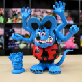 Magical Mosh Misfits x BlackBook Toy:Asura Rat Fink BL Fink