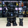 Ron English x BlackBook Toy( ロン・イングリッシュ) Mousezilla Ninja with mini