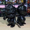 MISHKA x Lamour Supreme:KONG GUY, KEEP WATCH GUY HELL BK(not a set)