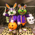 Frank Kozik x BlackBook Toy:Franken Lil Alex, Dim(not a set)