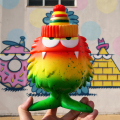 Kevin Lyons x BlackBook Toy:Buffalo Soldier Split Fountain