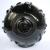 Mishka x Lamour Supreme x BlackBook Toy: Keep Watch Piggy Bank Blackout Ver