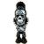 "David Flores x HellFire Canyon Club x BlackBook Toy:Deathead S'murks ""Dark"" Mintyfresh Exclusive"