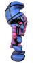 "David Flores x HellFire Canyon Club x BlackBook Toy(デイビッド・フローレス×ヘルファイア) Deathead S'murks ""Rebirth"""