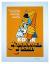 "Frank Kozik x BlackBook Toy:A Clockwork Carrot 11インチフィギュア""REDRUM""&ジークレーポスター BBT 1st Anniversaryセット"