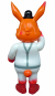 "Frank Kozik x BlackBook Toy:A Clockwork Carrot 11インチフィギュア BBT 1st Anniversary ""Bloody"""
