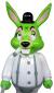Frank Kozik x BlackBook Toy:A Clockwork Carrot 11インチフィギュア Toy Art Gallery Exclusive