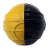 David Flores x BlackBook Toy:S.M.I.L.E 2インチフィギュア Day&Night, Yamiセット