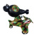 Ron English x BlackBook Toy( ロン・イングリッシュ) Mousemask Murphy in Airplane Camo edition