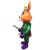 Frank Kozik x BlackBook Toy:A Clockwork Carrot Lil Alex 11インチフィギュア Enigma Edition