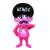 Suicidal Tendencies x BlackBook Toy(スイサイダル・テンデンシーズ) SKUM-kun 10インチフィギュア Cherry 1.5 Edition