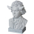 D*Face(ディー・フェイス):Beethoven Bust Up statue 15