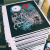 NECKFACE(ネックフェイス) DARK MARKET シルクスクリーンポスター