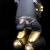 David Flores x HellFire Canyon Club x BlackBook Toy:Deathead S'murk Stay Gold