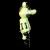 Frank Kozik x BlackBook Toy:A Clockwork Carrot Dim 11インチフィギュア Graveyard Edition