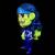 Suicidal Tendencies x BlackBook Toy(スイサイダル・テンデンシーズ) SKUM-kun 10インチフィギュア Venice Blue 2016 Edition