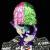 Suicidal Tendencies x BlackBook Toy(スイサイダル・テンデンシーズ) SKUM-kun 10インチフィギュア Supervillain 2nd Edition