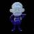 Suicidal Tendencies x BlackBook Toy(スイサイダル・テンデンシーズ) SKUM-kun 10インチフィギュア Let's make a mess edition