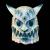 Jeff Soto x BlackBook Toy(ジェフ・ソート) NekoFukurou(ネコフクロウ) Night edition