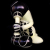 David Flores x HellFire Canyon Club x BlackBook Toy:Kiss My Ass Shade edition